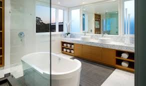 simple built in bathroom display dweef com bright and