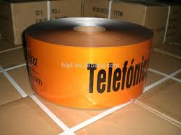 telecom cable warning tape at high quality u0026 competitive offer
