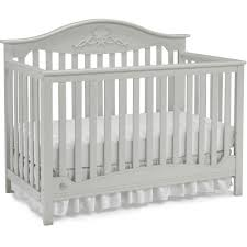 fisher price mia 4 in 1 convertible crib snow white walmart com