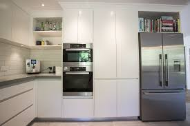 Kitchen Cabinets Without Hardware by No Handles Kitchen Cabinets Kitchen