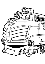 chuggington coloring pages harison kids printable free