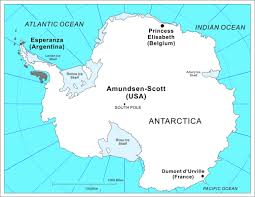 map of antarctic stations research stations the story of antarctica