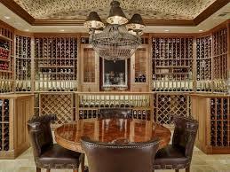 45 custom luxury wine cellar designs with photo of contemporary
