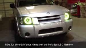 nissan frontier hid headlights oracle colorshift led lights on nissan frontier showcase by