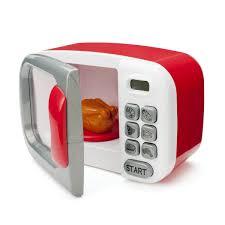 accessoire cuisine enfant four à micro ondes avec poulet imagibul création oxybul pour