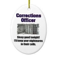 corrections officer ornaments keepsake ornaments zazzle