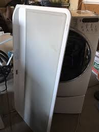 Kenmore Elite Washer Pedestal Kenmore Elite Washer And Dryer With Pedestals And Top Resting
