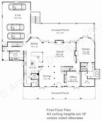 search many southern plantation style home plans at house living