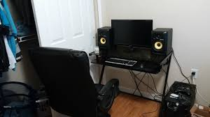 Small Desk Speakers Desk Small For Speakers And Monitor D2jsp Topic