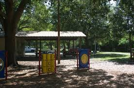 tables in central park kayaking through tunnels picture of central park ormond beach