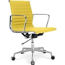 fauteuil de bureau eames chaise bureau alu ea 117 style charles eames simili cuir