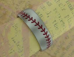 baseball wedding ring cobalt chrome baseball wedding ring