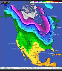 kanada fläche april kältewelle in ostkanada südstaaten der usa