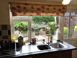 roman blinds for kitchen windows a global blind for sharons family