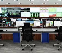 Control Room Desk Control Room Consoles Furniture U0026 Monitor Arms Sbfi