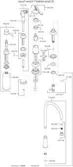 kohler kitchen faucet parts diagram breathtaking kohler kitchen faucet repair wonderful kitchen faucet
