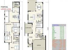 narrow lot house plans elegant narrow lot house plan total living