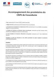 chambre d agriculture du haut rhin fessenheim une déclaration d intention pour accompagner les