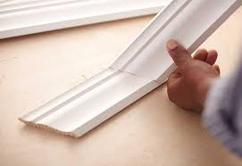 how to install crown moulding at the home depot