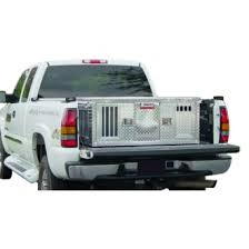 Truck Bed Dog Kennel Dog Boxes U0026 Carriers Single Dual Aluminum Car Seats U2013 Carid Com