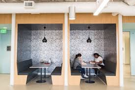 open floor plan office space beyond open floor plans check out 4 of la u0027s coolest tech offices