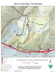 Blm Maps New Mexico by Media Center Public Room Idaho Blue Creek Bay Trail Map