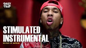 tyga stimulated instrumental youtube