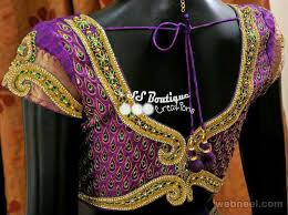 wedding blouses wedding backless blouse design by ps 2