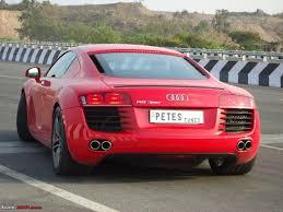 Audi R8 Modified - pete u0027s super charged audi r8 team bhp