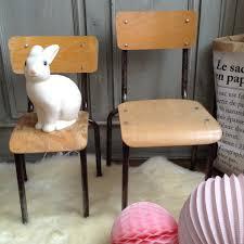 chaise vintage enfant chaise d u0027ecole en bois pour enfant style vintage