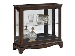 Pulaski Console Table Pulaski Furniture Curios 21494 Display Console Gill