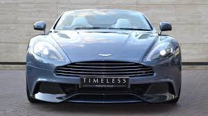 custom aston martin vanquish one off aston martin vanquish volante could be yours for 295k