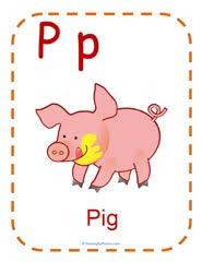 learning letter p and the p sound fun activities and printable