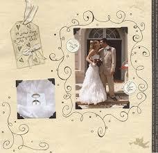 scrapbooking mariage scrapbooking mariage autour du papier