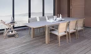 Outdoor Laminate Flooring Sense Patio Extendable Table Outdoor Furniture Shop Online