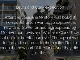Lewis And Clark Expedition Map The Louisiana Purchase By Tucker Hendrickson