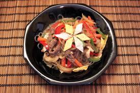 cuisine cor馥 du sud cuisine cor馥nne recette 100 images recette cuisine coréenne