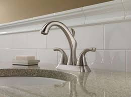 bathroom sink backsplash ideas bathroom backsplashes how should they be