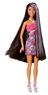 amazon barbie hair tastic long hair african american doll