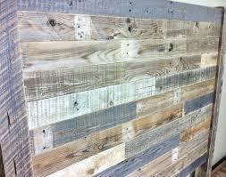 queen wood headboards reclaimed wood headboard queen gallery also bedroom nice to