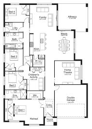 sierra 30 8 single level floorplan by kurmond homes new home
