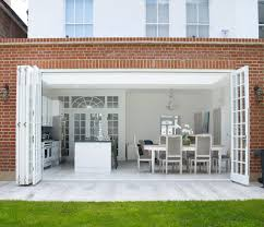 Folding Exterior Doors Masonite Exterior Doors Kitchen Contemporary With Brick Exterior