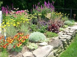 Planning A Flower Garden Layout Planning A Flower Garden With Perennials Garden Plans Zone Design