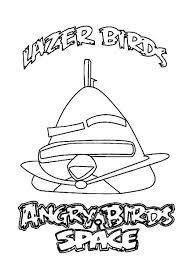 bomb the black bird in classical angry bird series coloring pages