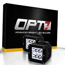 Fog Light Kits Led Fog Light Upgrades Opt7