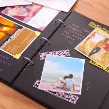 creative photo albums big album diy handmade baby album stick korea