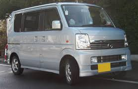 mazda car van file mazda scrum wagon jpg wikimedia commons