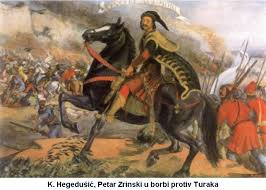 Ottomans History Petar Zrinski In Fight Against Ottoman Empire Croatian Famouse