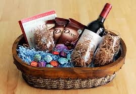 Wine And Chocolate Gift Basket The Ultimate Mother U0027s Day Gift Basket