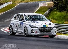 hyundai i30 n undisguised i30 n prepares for the nurburgring 24
